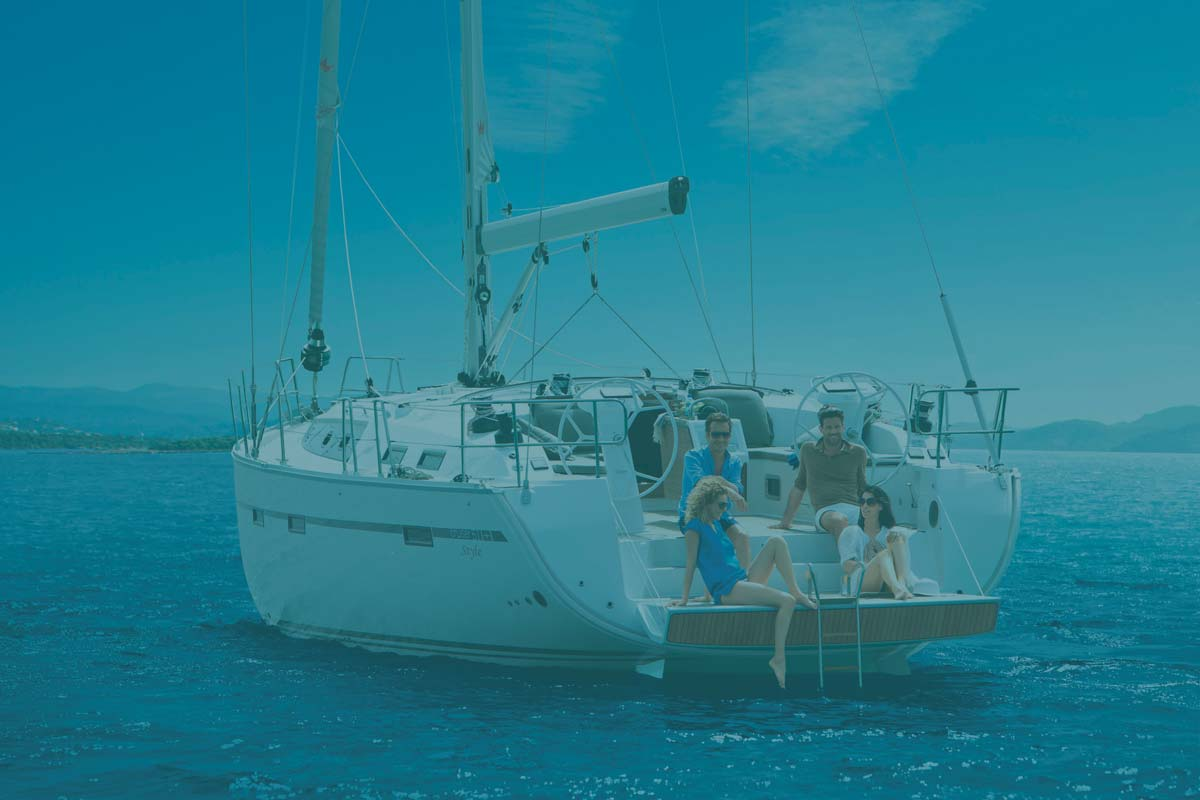 Sailing Tours in Dia and all over Crete